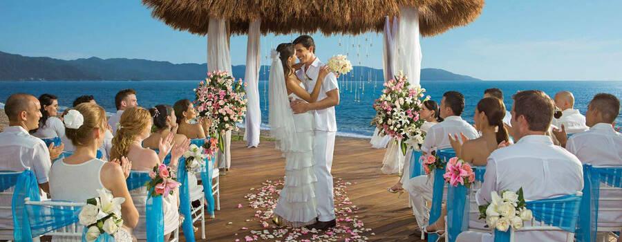 Hotel Secrets Huatulco Resorts and Spa para que celebres tu boda