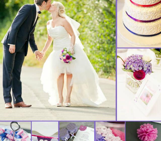 Beispiel: Maßgeschneiderte Hochzeitskonzepte, Fotos: magnoliawedding
