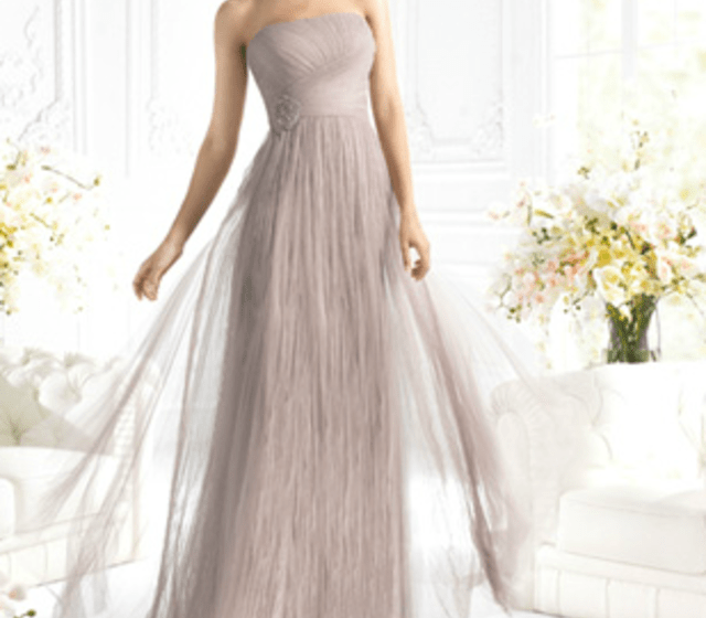 Tiendas vestidos novia hospitalet