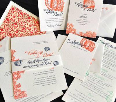 Beispiel: Ihr kompetenter Partner in Sachen Hochzeitseinladung, Foto: Honeybird.
