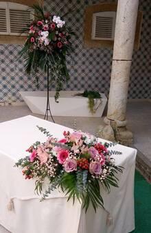 La Florista del Castillo