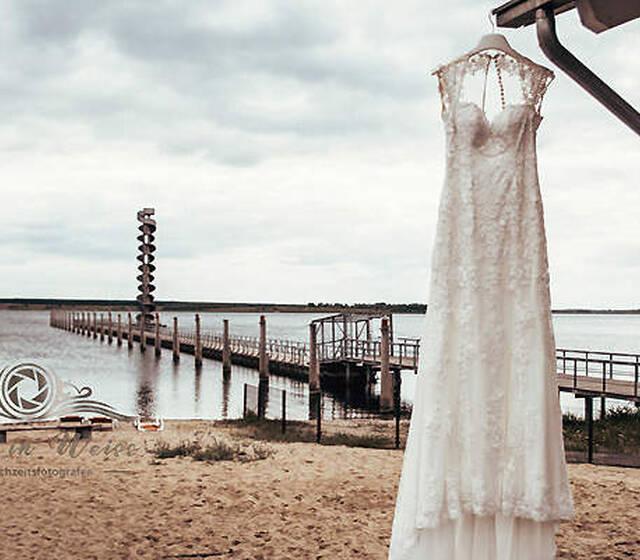 Die Hochzeitsfotografen Leipzig Ganz in Weiß - moderne Hochzeitsreportagen