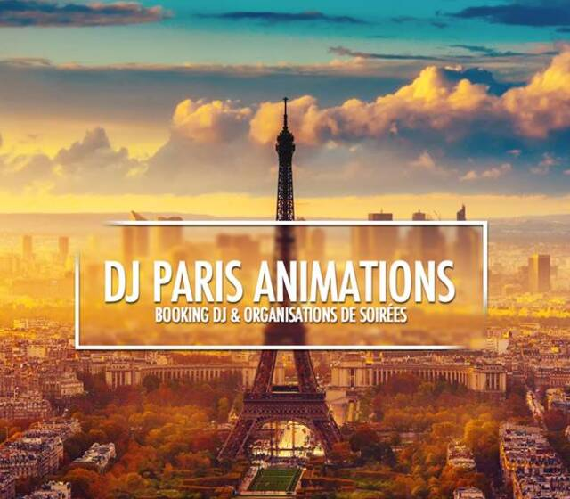 Dj Paris Animations