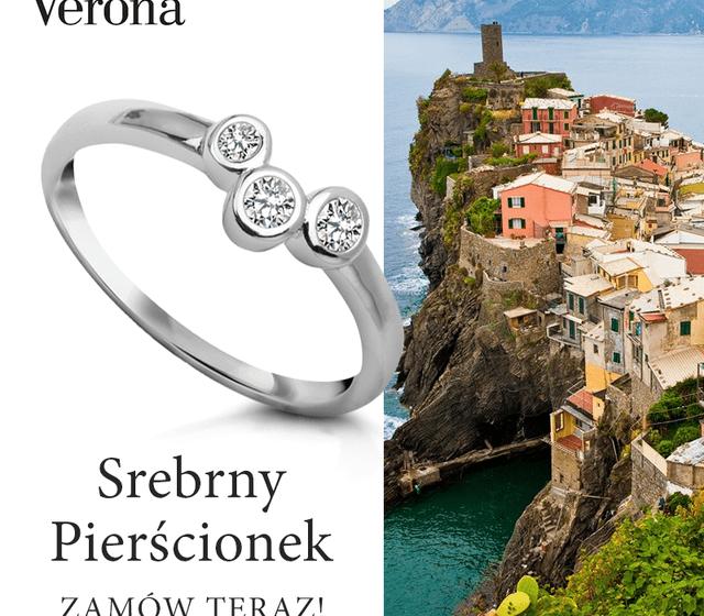 Verona Biżuteria ślubna I Pierścionki Zaręczynowe