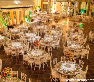 Clube Ginástico Português. Foto: www.esferaeventos.com.br