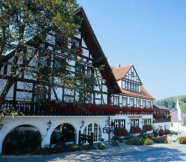 Beispiel: Aussenansicht, Foto: Hotel Antoniushütte.