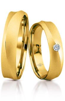 Desde 885 euros Alianças Rainier Grace Dos Santos Jewellery em ouro amarelo e diamante