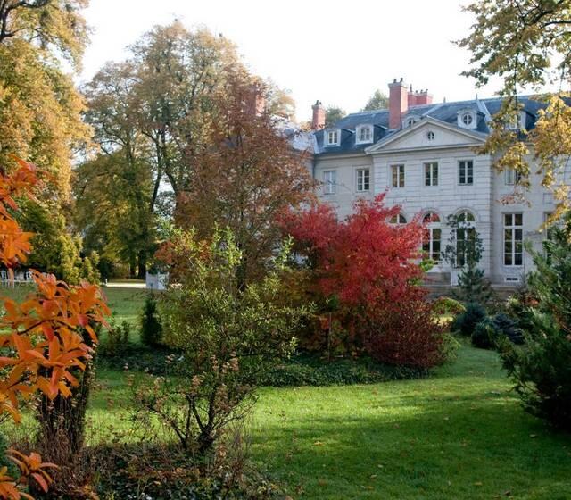 © Château de La Chesnaie