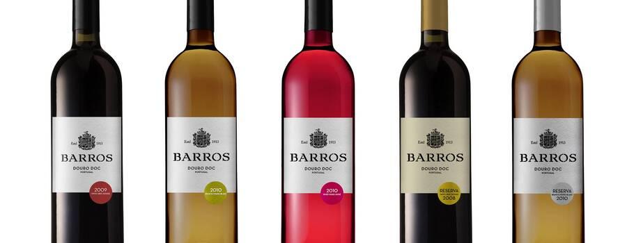 Porto Barros - Vinhos  © Sogevinus