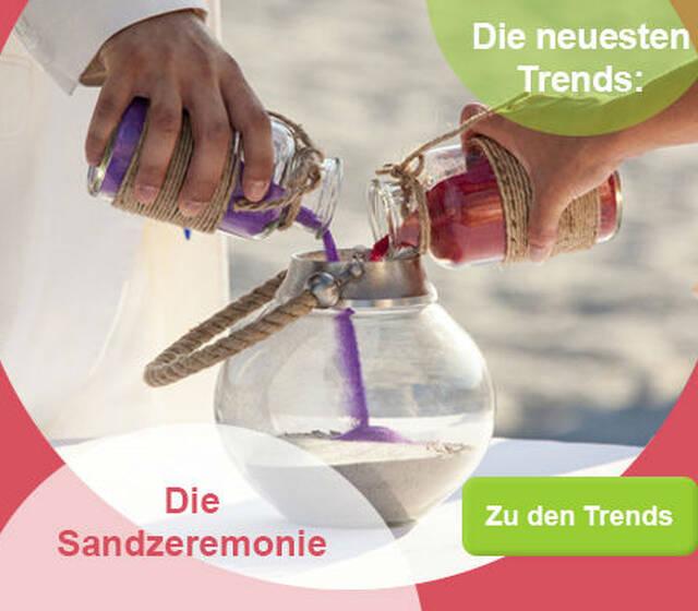 Sandzeremonie Foto:FLAIRELLE