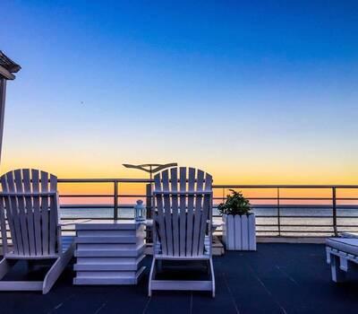 Sunset Varanda Praia Café