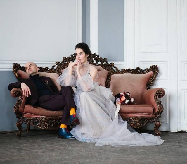 Наталья и Andy