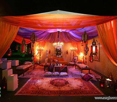 Cerminonial Casa de Eventos. Foto: Sérgio Soares