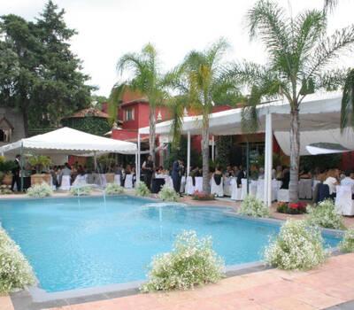 Hotel para bodas en Morelia - Foto Villa San José