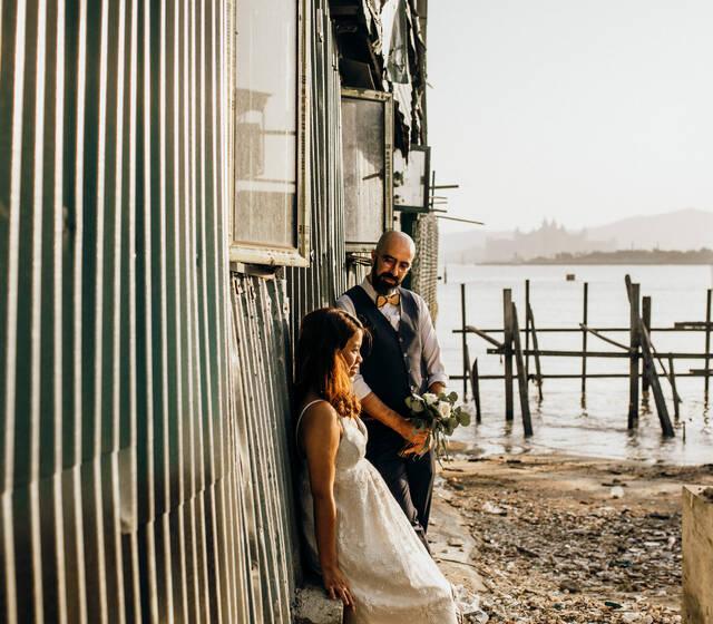 casamento em Macau