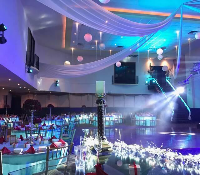 Iluminación Gran Salón