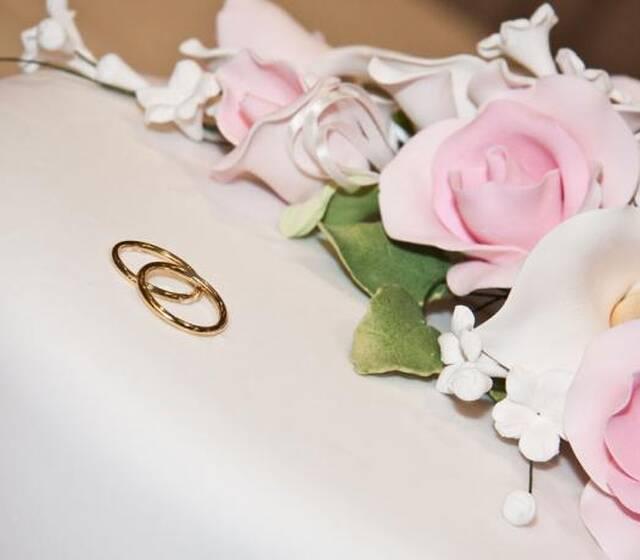 Brasserie Tivoli wedding cake