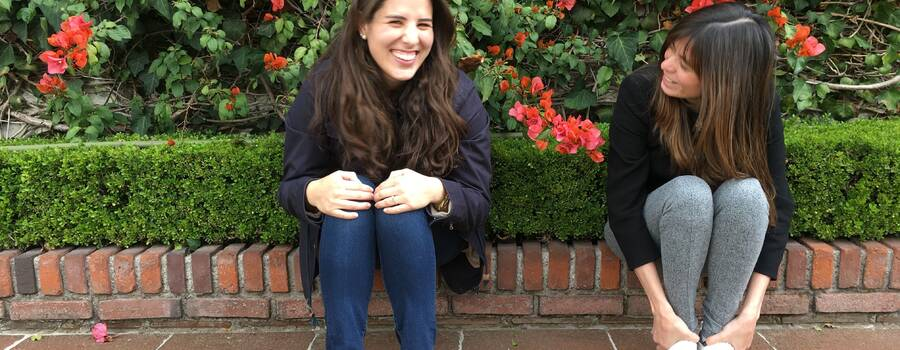 Jimena y Regina * Co- Fundadoras y socias