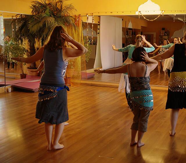 Orientalischer Tanzkurs
