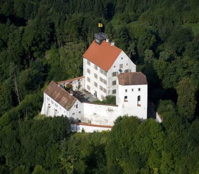 Beispiel: Foto, Waldburg