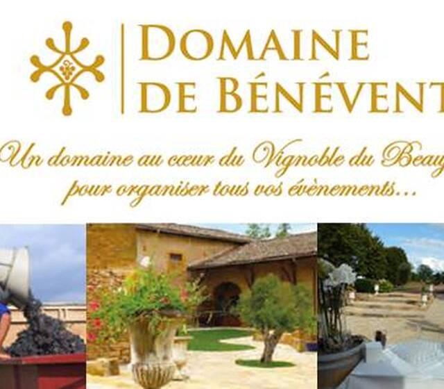 © Domaine de Bénévent