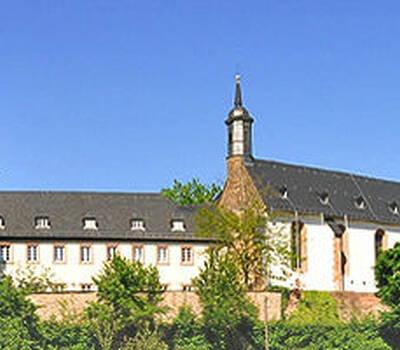 Beispiel: Außenansicht, Foto: Klosterhof Neuburg.