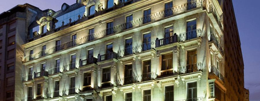 NH Palacio de Vigo.