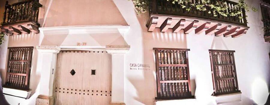 En Casa Canabal Hotel Boutique le garantizamos un servicio personalizado