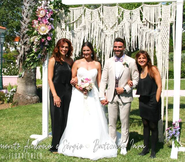 Casamento Sérgio e Andreia