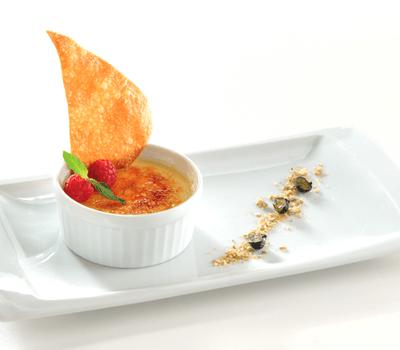 Menú de postres selectos - Foto Banquetes Ambrosía