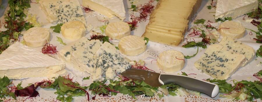 Plateau de fromage géant