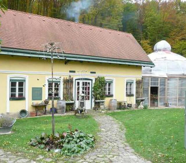 Beispiel: Außenansicht, Foto: Villa Kunterbunt.