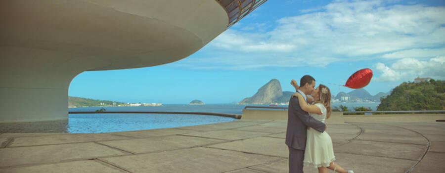 MAC - Museu de Arte Contemporânea de Niterói. Foto: Kelly Fontes