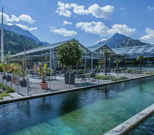 Der wunderschöne Ort zum Heiraten, Foto: Tropenhaus Frutigen.