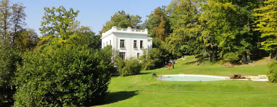 La Maison Blanche à Saint-Rémy-lès Chevreuse