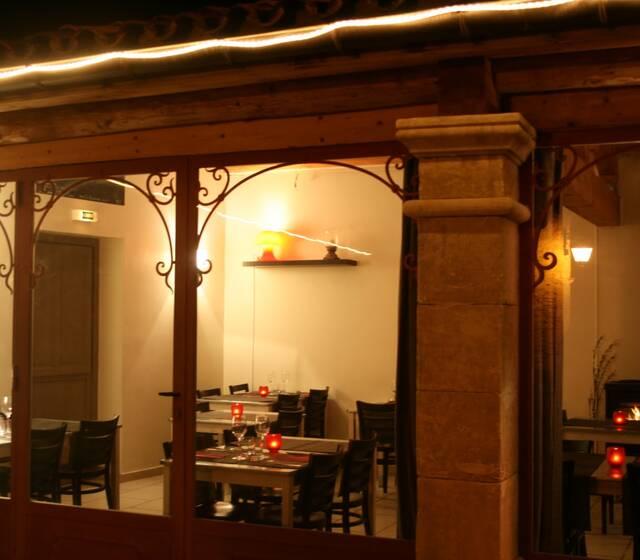 © Copyright Restaurant Le Laurier
