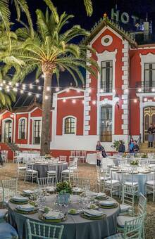 Hotel Los Abetos del Maestre Escuela