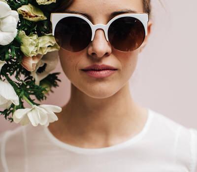 Collection 2017 Carnets de Mariage by Céline de Monicault Vidéo www.letsmakeit.com Modèle Delmodel Créations Florales Lily Paloma Photo Yann Audic - Lifestories wedding MUA Anissa Renko