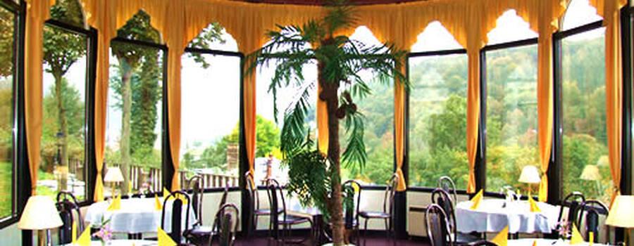 Beispiel: Festsaal, Foto: Hotel Lindenhof.