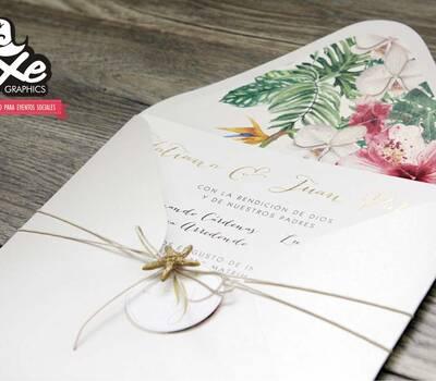 Oxe graphics invitaciones pide presupuesto para boda 50 altavistaventures Images