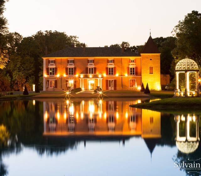Château Epeyssole – wedding photographer Sylvain Bouzat