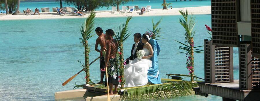 Dakota Viaggi - Matrimonio in Polinesia