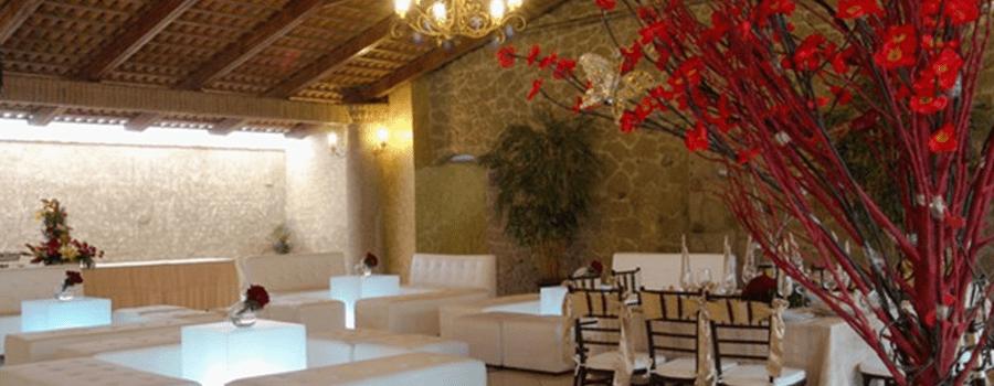 Salón de eventos y locaciones para bodas en Monterrey - Foto El Pedregal Eventos