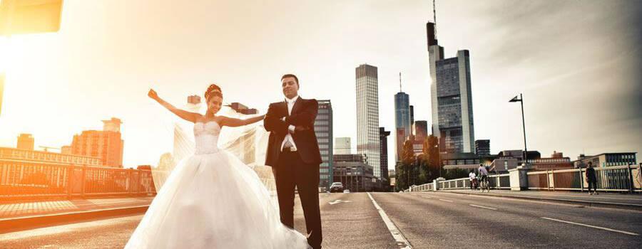 Beispiel: Professionelle Fotos von Ihrer Hochzeit, Foto: Lazeta Media.