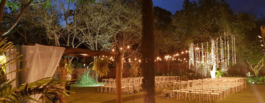 Jardim cerimônia