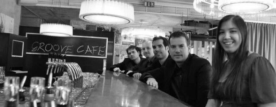 Beispiel: Band, Foto: Groove Cafe.