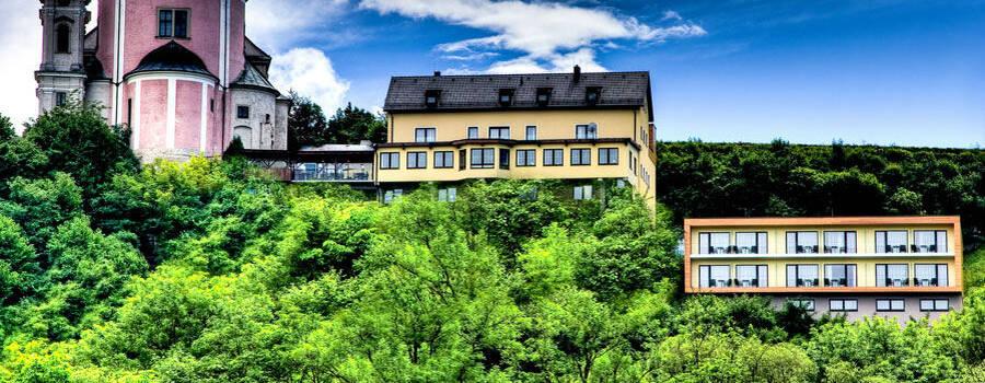 Beispiel: Außenansicht, Foto: Hotel Chirstkindlwirt.