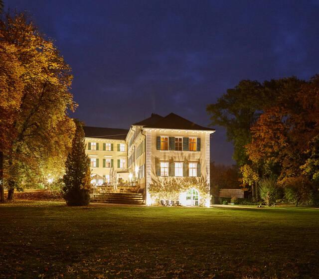 Beispiel: Außenansicht, Foto: Schloss