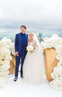 Свадьба Максима Транькова и Татьяны Волосожар (Олимпийские чемпионы Сочи 2014)