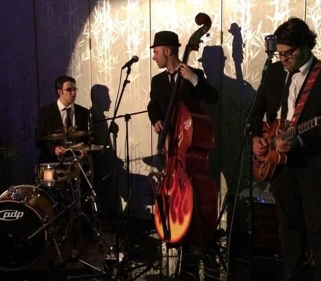 band cover e swing rock a bill